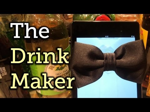 Turn Your Nexus 7 Tablet into a Personal Mixologist / Bartender [How-To]
