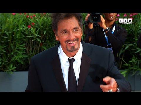 Festival di Venezia 71 - Al Pacino e Catherine Deneuve sul red carpet