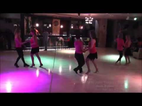 Everybody Dance - group Salsa