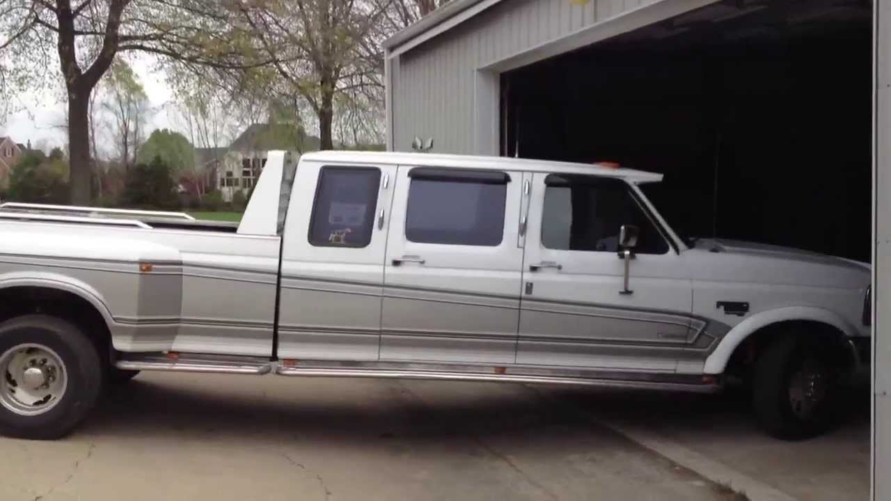 1996 Ford F350 Powerstroke Super Chip Centurion Youtube