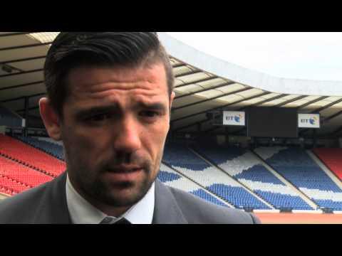 Nacho Novo Interview | Scottish Cup Third Round Draw | Rangers FC