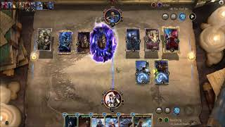 Adigeko Plays The Elder Scrolls Legends   Singleton Gauntlet Shame