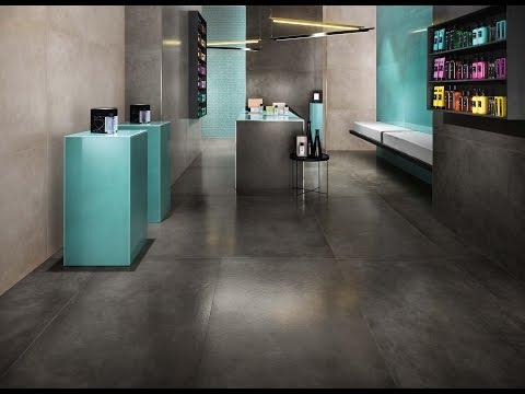 Showroom | Resin&Concrete look | Atlas Concorde | Dwell