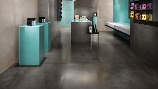 Showroom | Resin&Concrete look | Atlas Concorde | Dwell