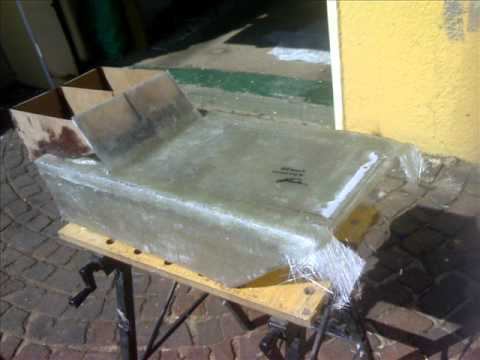 Building of my bait boat - YouTube