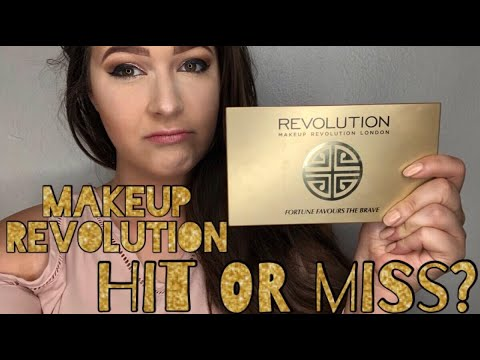 Did Makeup Revolution miss the mark?