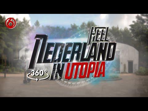 Heel Nederland In Utopia | 360° video