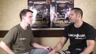 Interview with Robert Villegas