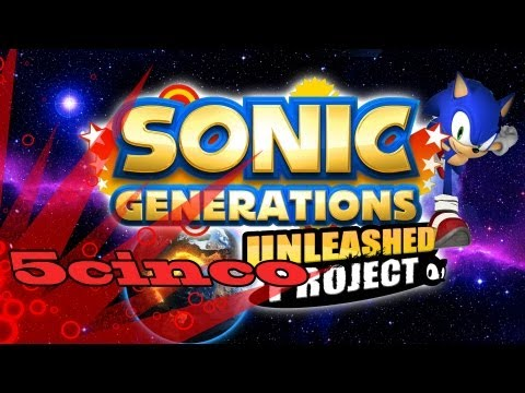 Sonic Generations Unleashed Project - #5 Cool Edge