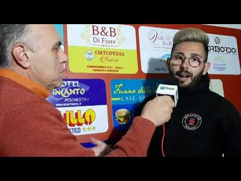 """VIDEO – Matteo Mastromatteo del Peschici. """"Vi racconto il futuro del Peschici"""""""