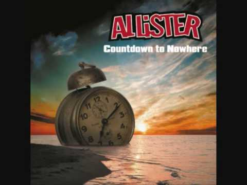 Allister - Cant Let Go