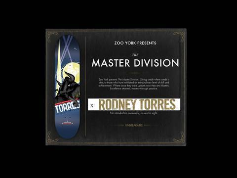Rodney Torres - ZOO YORK Master Division
