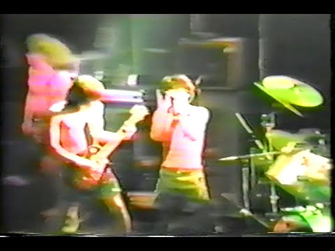 Wehrmacht - Portland OR 24 Aug 1987