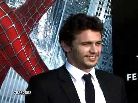 spiderman 3 cast. James Franco - #39;Spiderman 3#39;