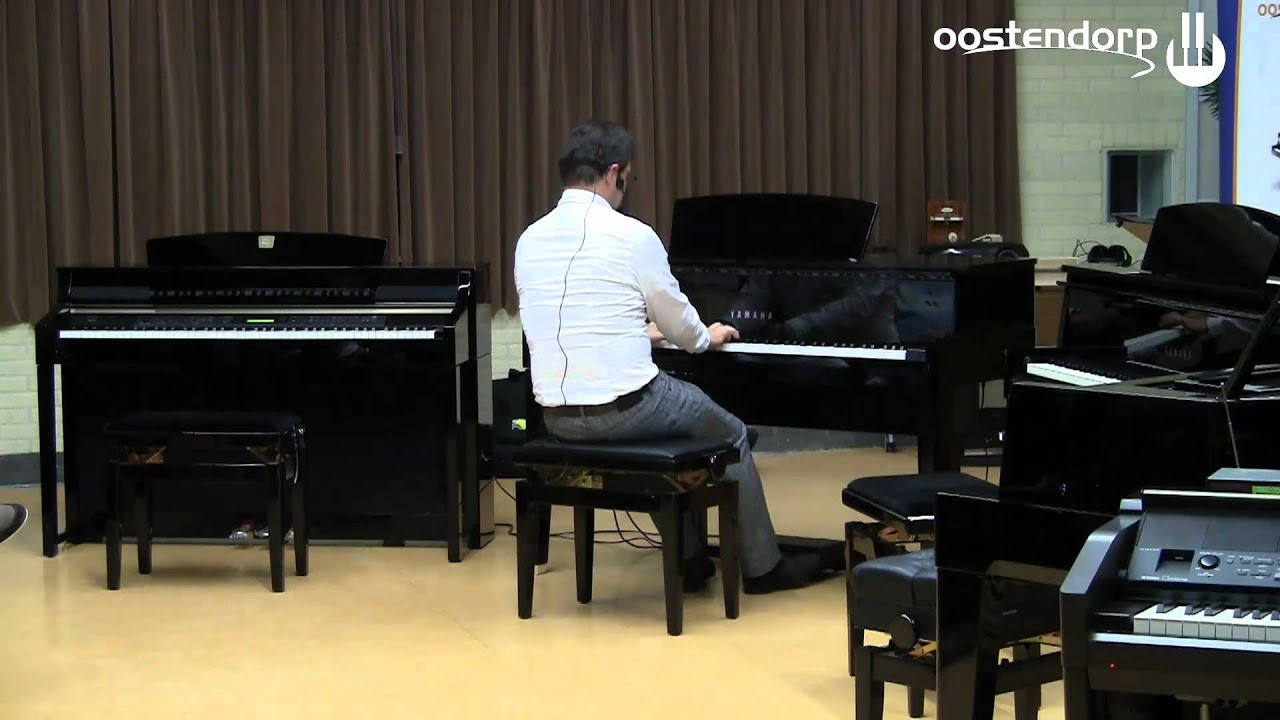 Piano Digitale Yamaha Yamaha Avant Grand n1 Digitale