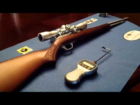 Marlin Model 60 .22 Rifle Review!
