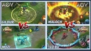 [Part #2] Mirip Banget!! AOV vs KOG - Arena of Valor Vs Kings of Glory