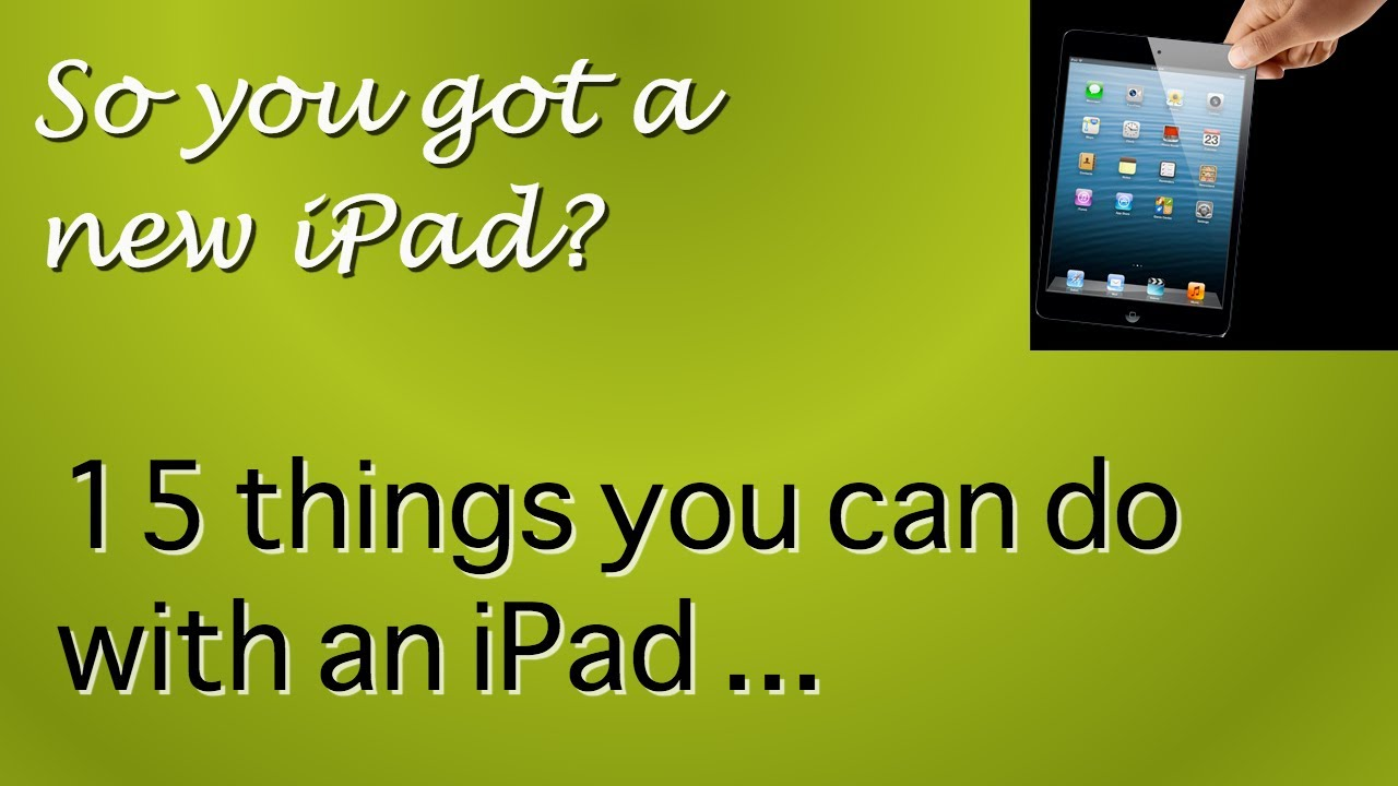 how to find what ipad you have