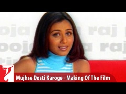 Making of the film - Part 2 - Mujhse...