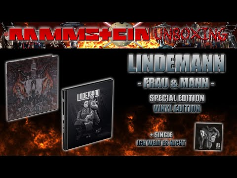 Download Unboxing - Lindemann - F & M - Special Edition & Vinyl Edition Mp4 baru