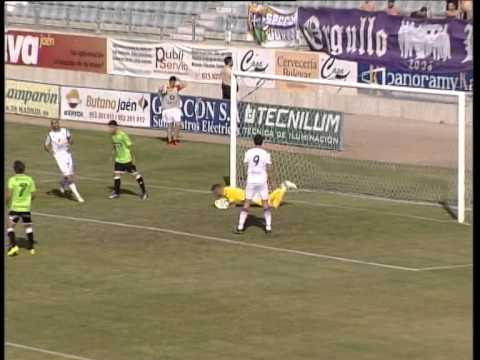 Real Jaén 1 - Cartagena 2 (10-05-15)