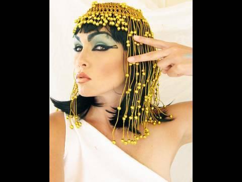 Cleopatra Costume Make-up