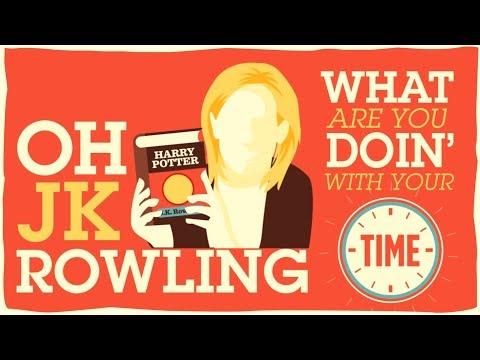 Hank Green - Oh Jk Rowling