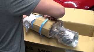 92-00 SC300/400 Tanabe Medalion Touring Exhaust Unboxing!