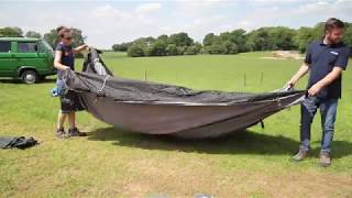 How To Put Up A Vango Kela III Driveaway Awning