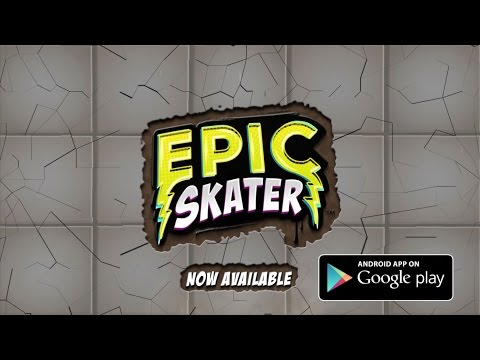 Epic Skater APK Cover