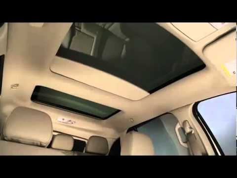 Cómo usar el toldo de la Ford Edge Panoramic Vista roof