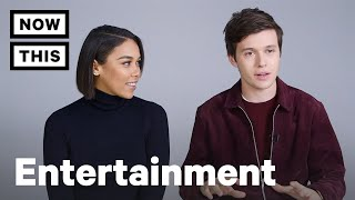 Nick Robinson & Alexandra Shipp on the Impact of 'Love, Simon' | NowThis