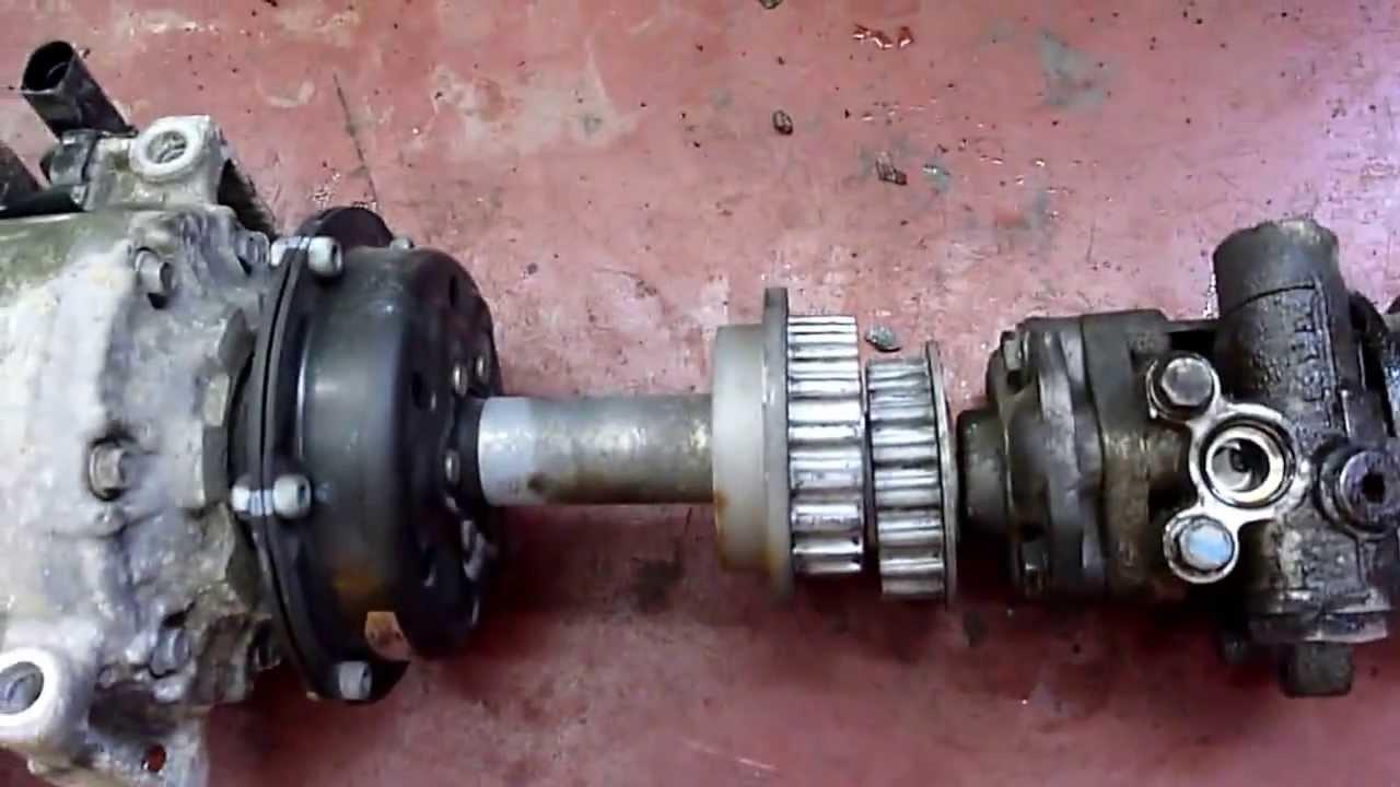 Touareg 2004 V10 Tdi Engine Replacement Part 2 Youtube