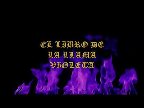EL LIBRO DE LA LLAMA VIOLETA-Saint Germain-AudioLibro-COMPLETO