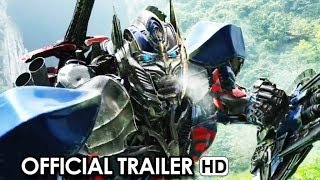 Transformers: Age of Extinction Official Trailer #1 (2014) HD