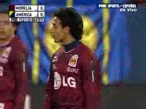 InterLiga 2007: Morelia vs Club America Video