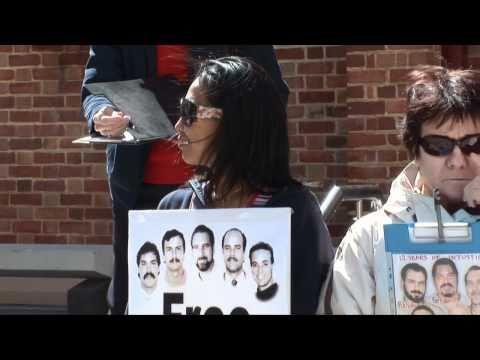 free the cuban five protest perth