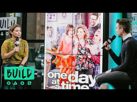 "Justina Machado Discusses Her Netflix Series, ""One Day At A Time"""