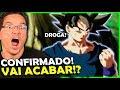 CONFIRMADO! DRAGON BALL SUPER VAI ACABAR (Vai ser substituído)