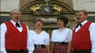 Bamberger Vokalquartett - Bamberg-Lied 1996