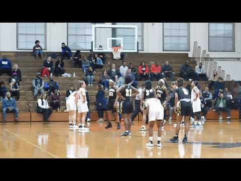 Final minute Frederick/Roland Park Country girls basketball Public vs. Private Challenge 01/12/19