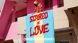 Rudimental Scared Of Love Feat Ray Blk Stefflon Don Preditah Remix