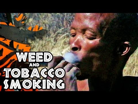 Tribal Weed and Tobacco Smokers