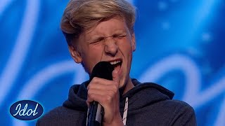 Casper Kuhlmann: Too Much To Ask - Niall Horan | Idol Norge 2018