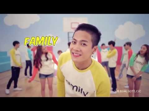 download lagu 가족사랑의날 B1A4 비원에이포 gratis