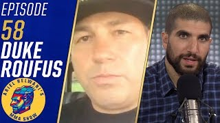 Nate Diaz is bringing the best out of Anthony Pettis – Duke Roufus | Ariel Helwani's MMA Show