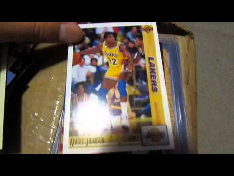 Video for sunny amaya. Derrick Rose, Kobe, Paul George, Kevin Durant, Lakers cards...