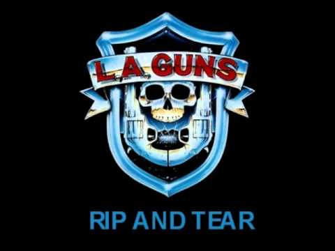 La Guns - Rip And Tear