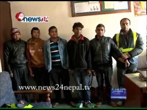 काठमाडौंका २४ बढी स्थानहरुमा चोरी गर्ने मुख्य चोर, नक्कली लाइसेन्स गिरोह पक्राउ - HATHKADI