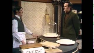 Watch Monty Python Cheese Shop video